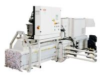 HSM SP 50100 Paper Shredding and Bailling System