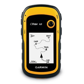 Manual of Garmin eTrex 10, 20, 30