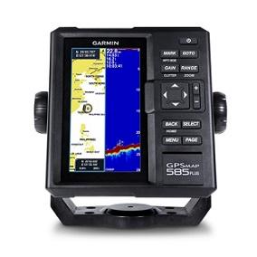 คู่มือการใช้งาน Garmin GPSMAP 585 Plus