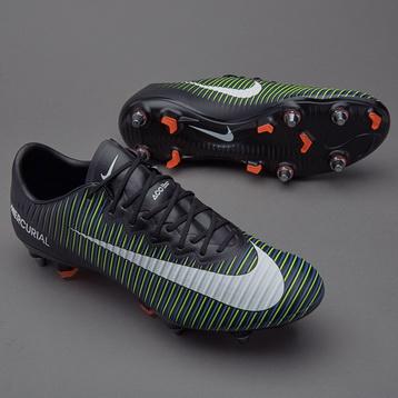 hot sale online 460d7 d4f14 Nike Mercurial Vapor XI SG Pro Dark Lightning Pack - Black ...