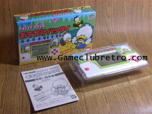 Game watch LSI Game Patsy Duck เกมกด เป็ดน้อย ...
