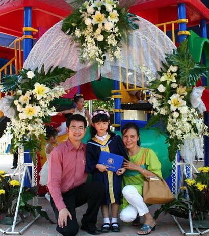 ครอบครัว มีนาคม 2552