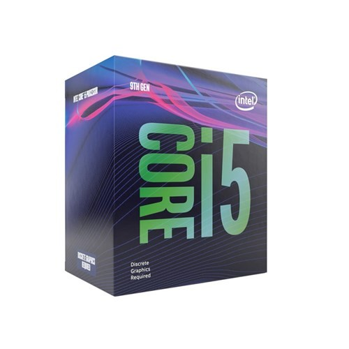 CPU  INTEL 1151 CORE I5-9400F 2.90 GHz