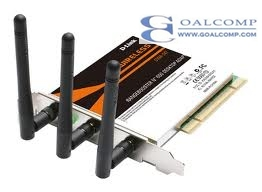 D-Link PCI Wireless (DWA-547)