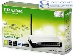 TP-Link Access Point Wireless (TL-WA701ND)