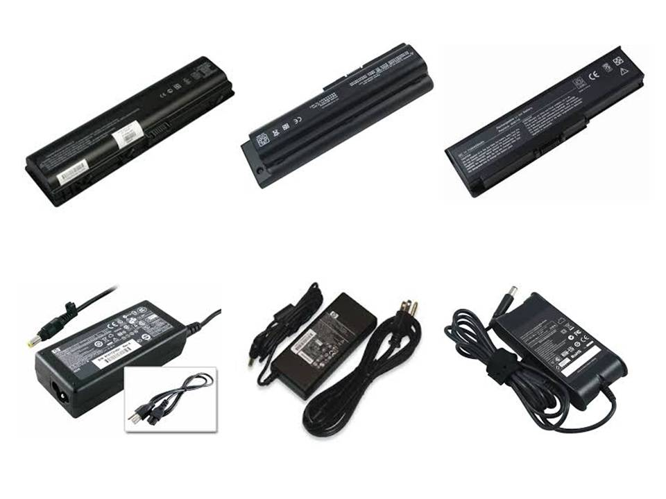 Battery  AC Adapter Notebook