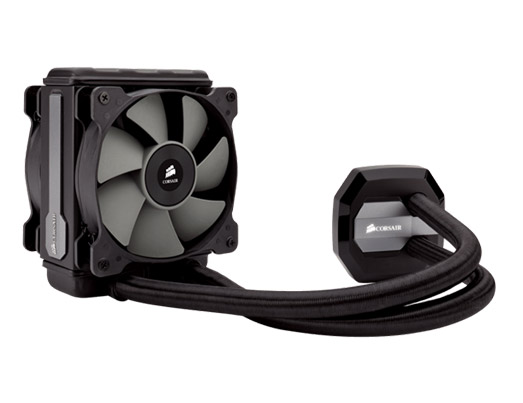 CPU LIQUID COOLER CORSAIR H80I GT
