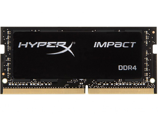 4 GB RAM NOTEBOOK DDR4/2400 KINGSTON HYPER-X