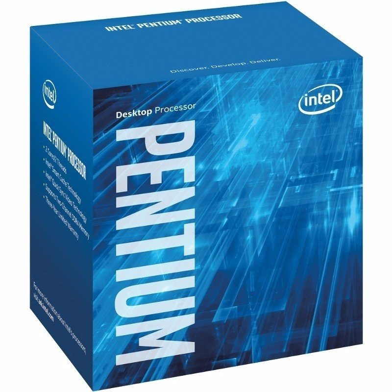 Intel® Pentium® Processor G4600  (3M Cache, 3.60 GHz)( KABY LAKE )