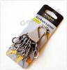 พวงกุญแจล็อคเอนกประสงค์ Nite Ize รุ่น KEYRACK LOCKER® STEEL - S-BINER®