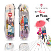 มีดพับ Victorinox รุ่น Classic SD Limited Edition 2018, The City of Love