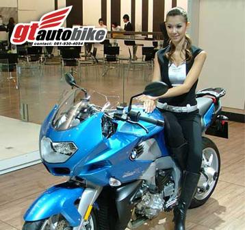 พาชมมอเตอร์ไซค์ Spot และ Sport Touring สวยๆ ในงาน Motor Show 08 ครับ