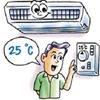 การปรับอุณหภูมิเครื่องปรับอากาศ