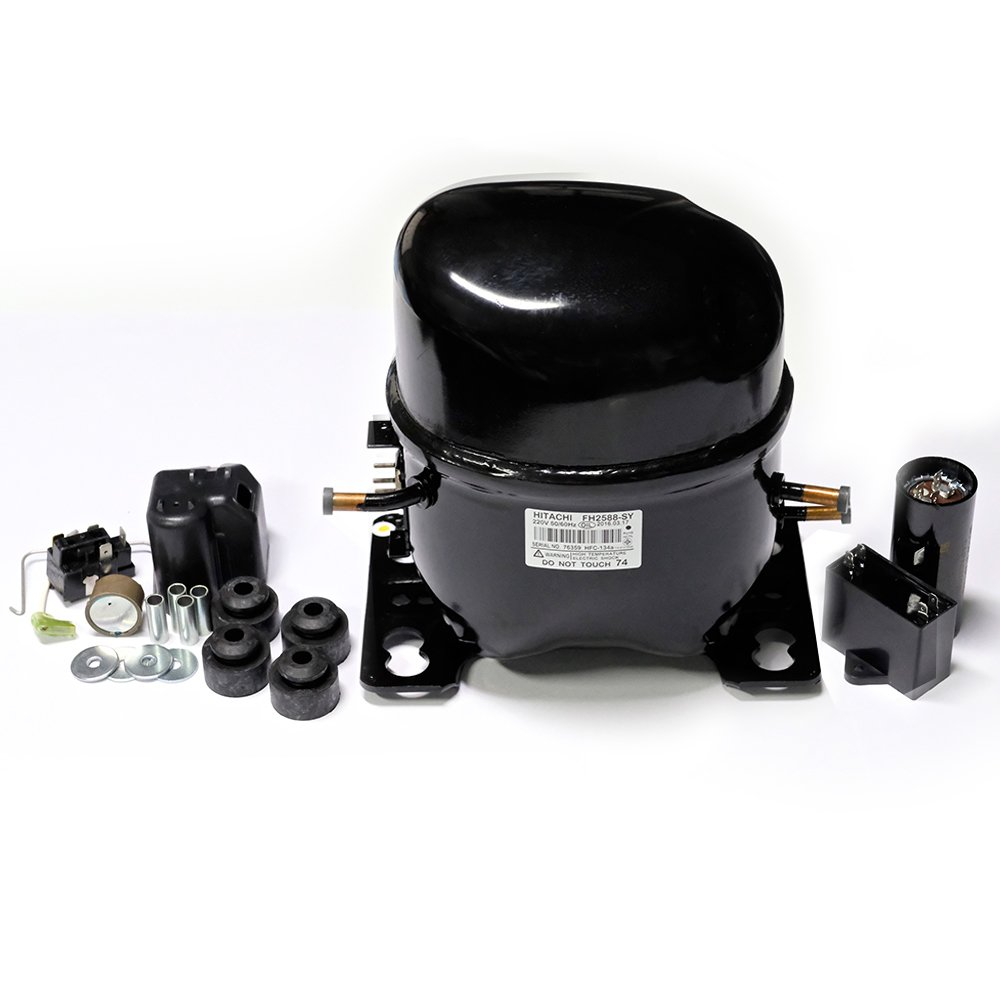 Compressor \'HITACHI\' FH2588-SY 1/3HP R134a #7322840