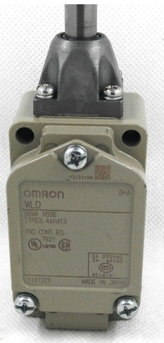Limit Switch OMRON WLD