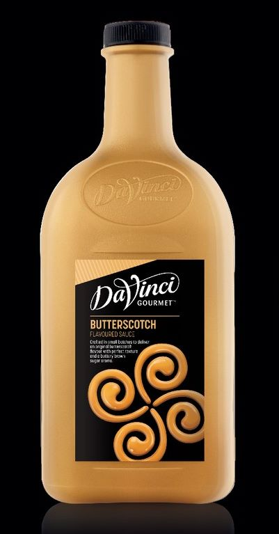 Davinci Sauce Butterscotch 2 L.