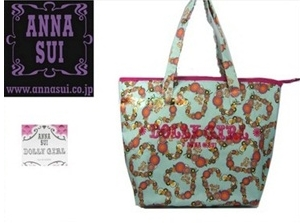 Anna Sui Dolly Girl by Anna Sui Tote (Non-no April issue)