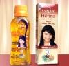 ヘナ髪油。