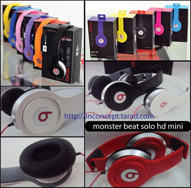 หูฟัง Monster Beats Solo HD Mini