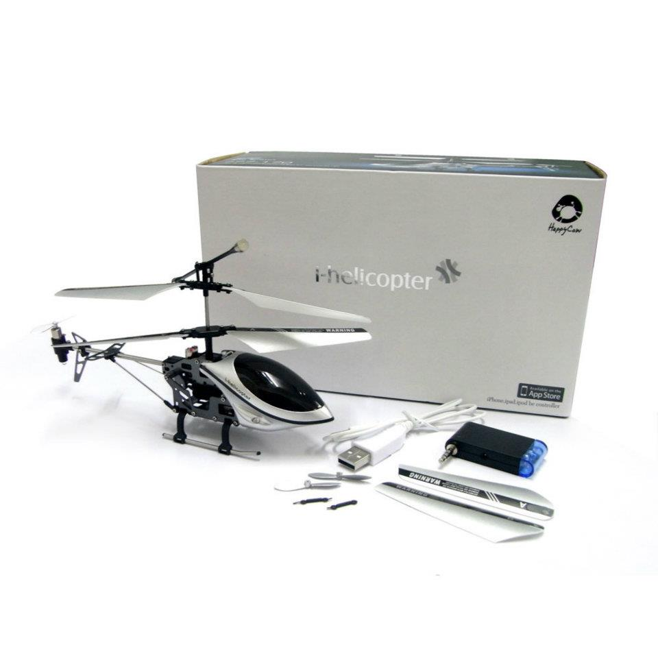 """รีวิว – i-Hellicopter """"ฝูงบินผู้พิทักษ์ iPhone"""""""