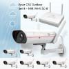 Set 8 Ezviz C5S + NVR Wi-Fi 5C-8