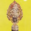 พระพิฆเนศ เจริญปัญญา (พิมพ์เล็ก) เนื้อสัมฤทธิ์ ทองเทวา วัดป่าโคกขามป้อม