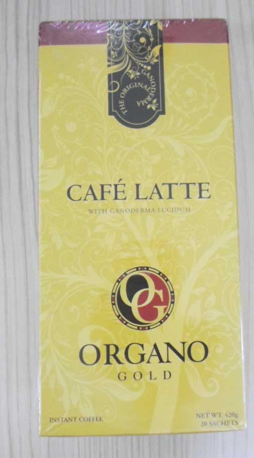 Cafe-Latte(20\'s) ORGANO Gold