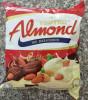 ยูไนเต็ดอัลมอนต์  เคลือบรสช็อคโกแลตและไวท์ช็อค(275g)