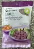 สุพรีมไทย ขนมจีนข้าวหอมนิล(150g)
