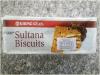 ซัลตานาบิสกิต ขนมปังลูกเกด(200g)