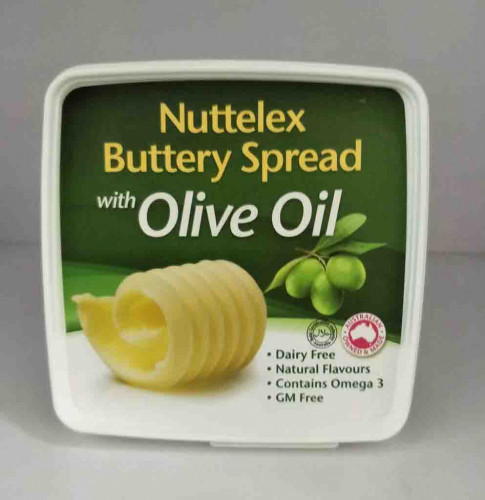 Nuttelex Butterry with Olive Oil(375g)