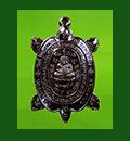 เหรียญพญาเต่าเรือน หลวงปู่หลิว วัดไร่แตงทอง รุ่นปลดหนี้ 62