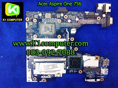 Mainboard ACER Aspire one 756