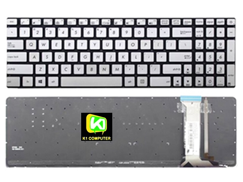 keyboard ASUS N551JQ N551JW N551JX N551ZU TH-EN