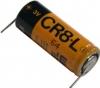 FUJI CR8L 3V 2600mAh CR17450SE BR-A Lithium Battery แบตเตอรี่ลิเธียม