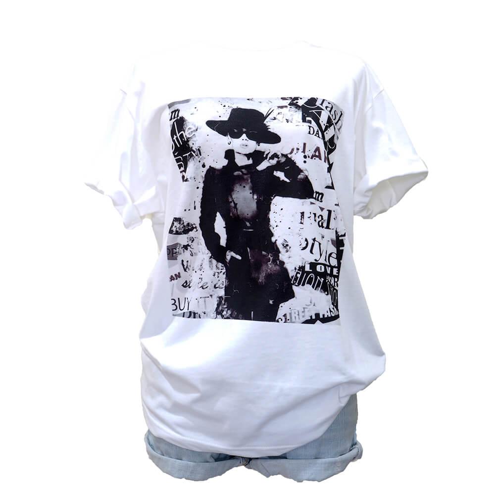 เสื้อยืด KIS1801003