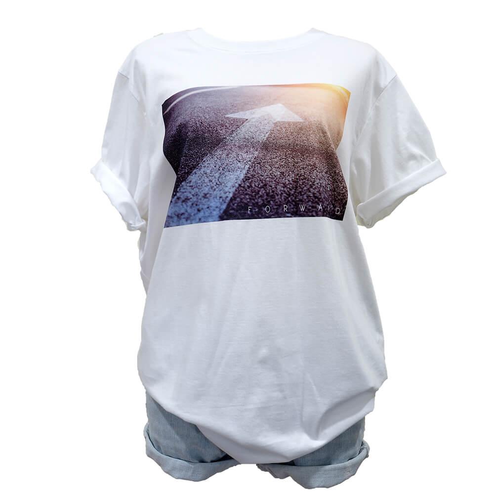 เสื้อยืด KIS1801001