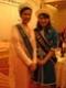 นางสาวไทย ปี 2553 สวมใส่ชุดไทยบรมพิมานประยุกต์เพื่อไปสานสัมพันธ์ ณ ประเทศญี่ปุ่น