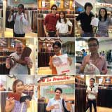 Thank you our customer for coming and shopping ^^