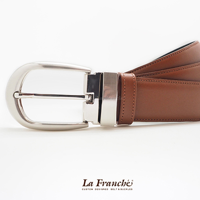 Classic Brown set with Clip-on buckle