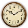 นาฬิกาไม้จริง Wellington รุ่น G10241
