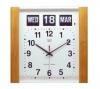 นาฬิกาพร้อมกับปฎิทินแบบแผ่นพับ BQ-15