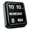 นาฬิกาแขวนผนังพร้อมปฏิทินระบบแผ่นพับ TWEMCO SERIES-170