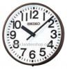 OUTDOOR CLOCKS LARGE-SIZED WALL CLOCKS (OUTDOOR/RAINPROOF) 700-mm Diameter FC-713E