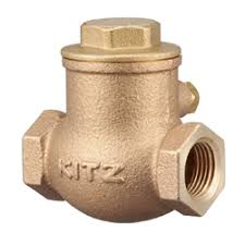 KITZ Bronze 125 Threaded R