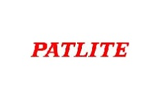 Patlite รุ่นLCE-302-RYG LED Signal Tower 3 Tiers Continuous Light Intermittent 24V ราคา 2228 บาท