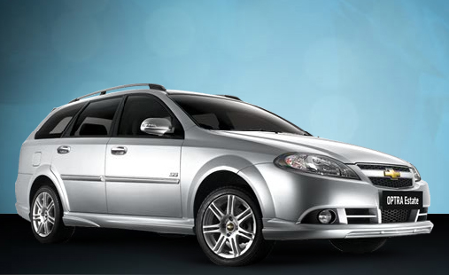 ... รถ Chevrolet Optra Estate
