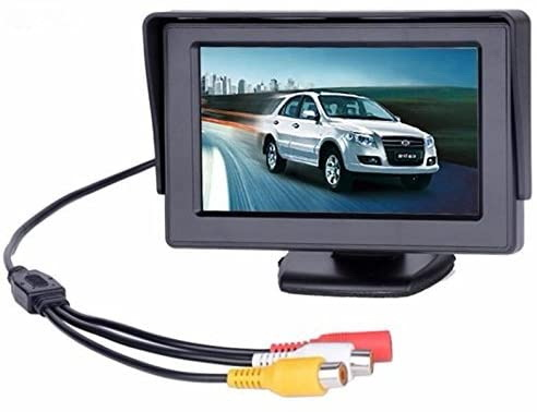 Monitor TFT LCD 4.3 inch Car Rear -View System