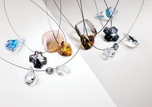 กลุ่มผลิตภัณฑ์ของ CRYSTALLIZED(tm)– Swarovski Elements.