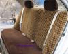 ชุดหุ้มเบาะรถยนต์ แบบผ้า ลาย:แบรนด์เนม แบบยกชุด 20 ชิ้น